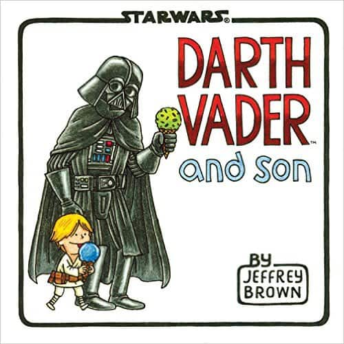 Star Wars Kindle Edition eBooks: Darth Vader and Son  $2 Each & More