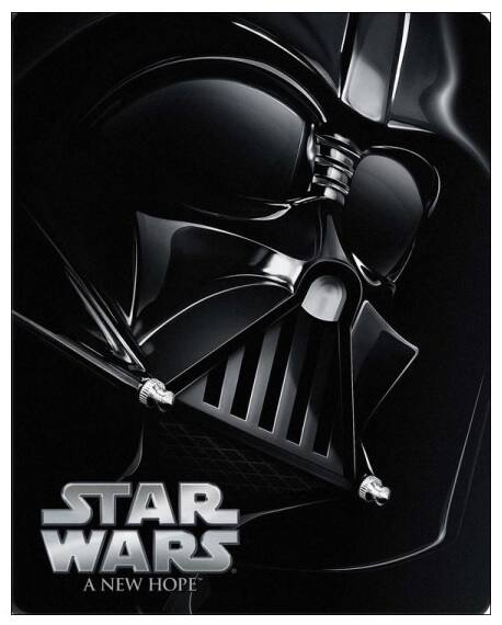 Star Wars Blu-Ray Steelbooks: Episode I-VI  $10 Each + Free In-Store Pickup