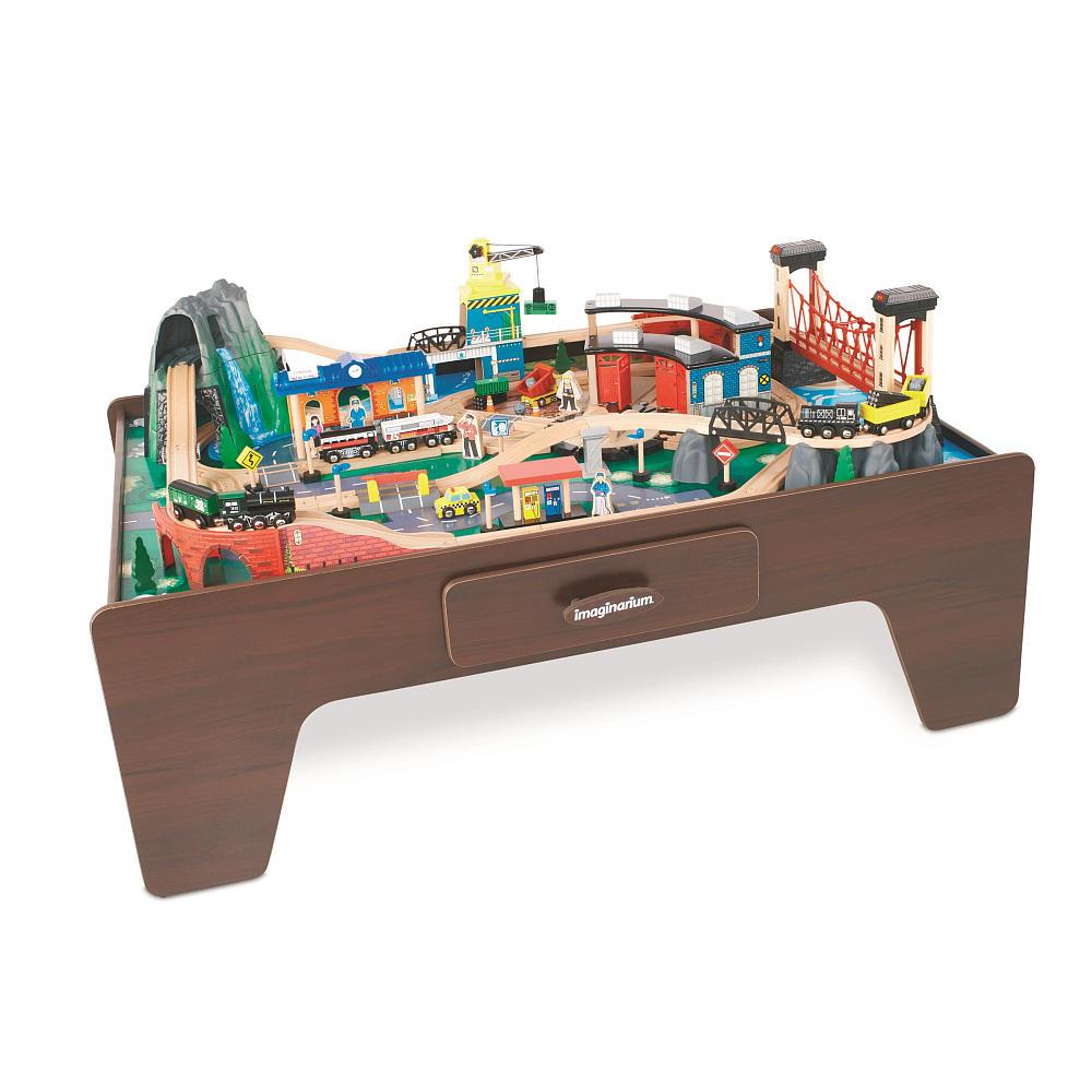 100-Piece Imaginarium Mountain Rock Train Table $100 + Free In-Store Pickup (again)