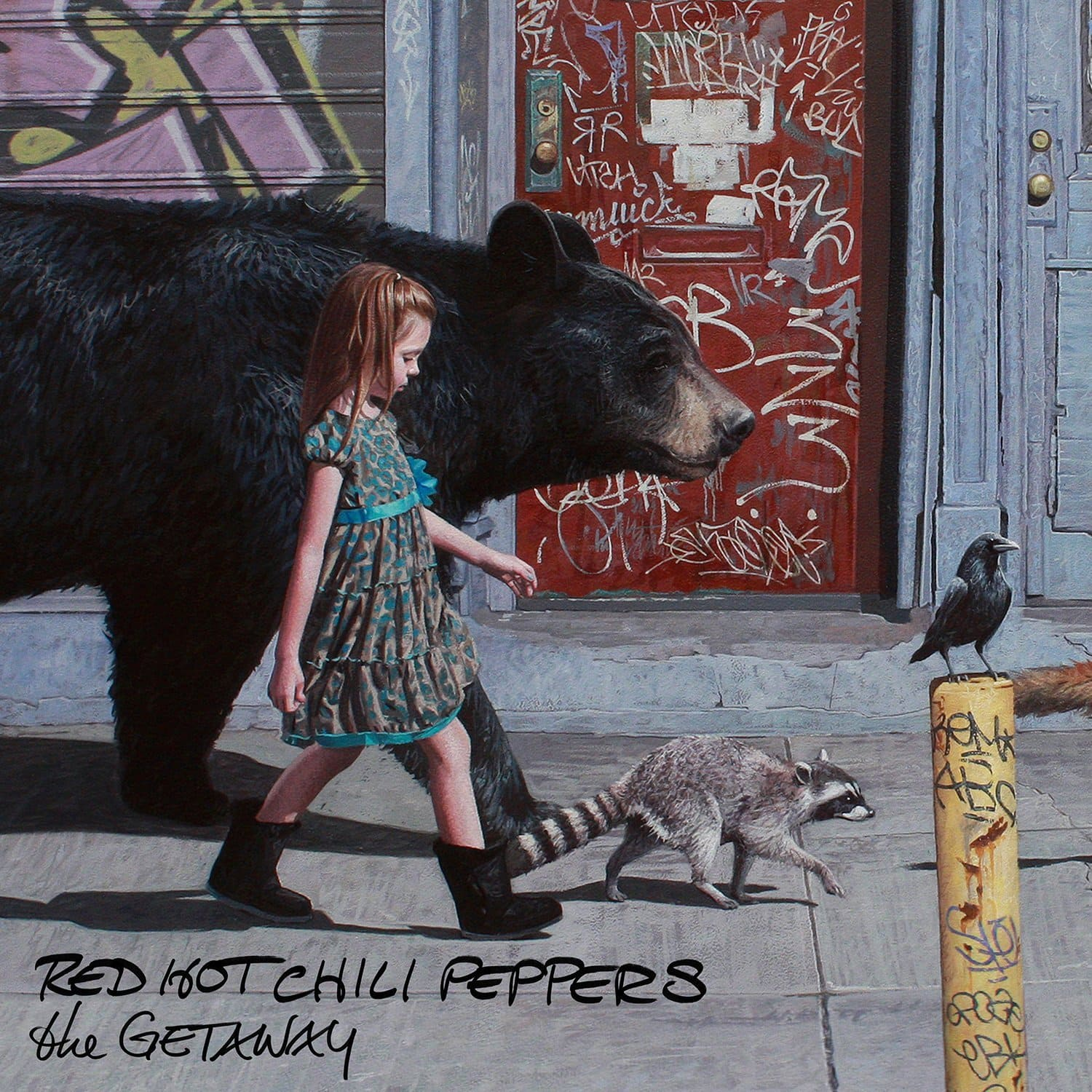 Red Hot Chili Peppers The Getaway Vinyl possible pricing error $11.49 pre order on Amazon