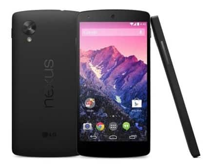 New LG Nexus 5 D820 32GB Unlocked GSM 4G LTE Smartphone; US Version (AT&T; T-Mobile Compatible) for $149.99 + $5 shipping (Woot.com)