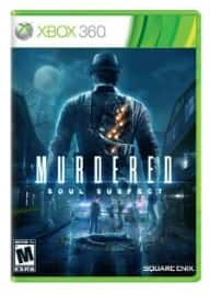 Murdered: Soul Suspect (Xbox 360)  $4 + Free S/H
