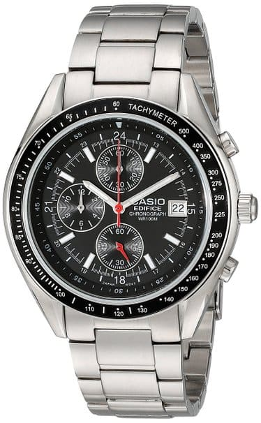 "Casio Men's EF503D-1AV ""Edifice"" Stainless Steel Watch $40 @ Amazon"