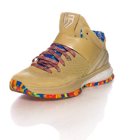 Men's Adidas RG3 Energy Boost Sneakers (various colors)  $25.50
