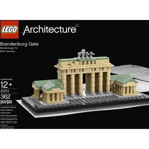 LEGO Architecture: Brandenburg Gate Set  $22