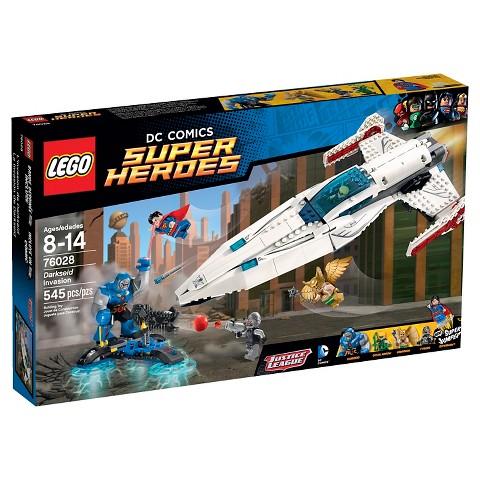 LEGO Superheroes Darkseid Invasion @ Target $42 + fs or pickup