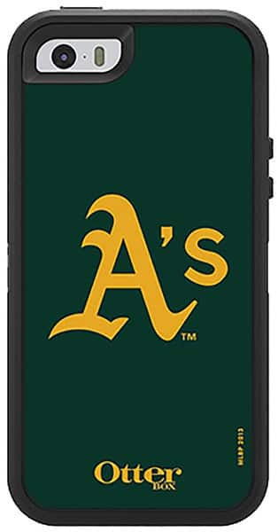 OtterBox 'Defender Series' Case for Apple iPhone 5/5s/SE - Sports Teams For $9.99 + Free Shipping @ dailysteals.com