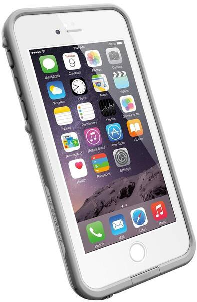 LifeProof Waterproof Fre Case for iPhone 6 (various colors)  $30 + Free S/H