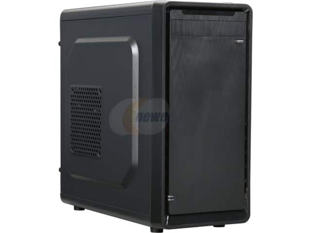 Rosewill SRM-01 Micro ATX Mini Tower Computer Case  $22