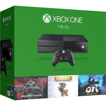 Xbox one 1tb holiday bundle + $50 gift card $299 f.s @ Costco also Halo V $25fs and quantum break $33fs