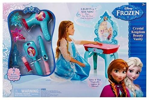 Kohl's - Disney's Frozen Crystal Kingdom Beauty Vanity - 27.99