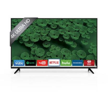 "50"" VIZIO D50U-D1 4K Ultra HD Smart HDTV + $200 DELL Egiftcard $549.99+ free shipping"