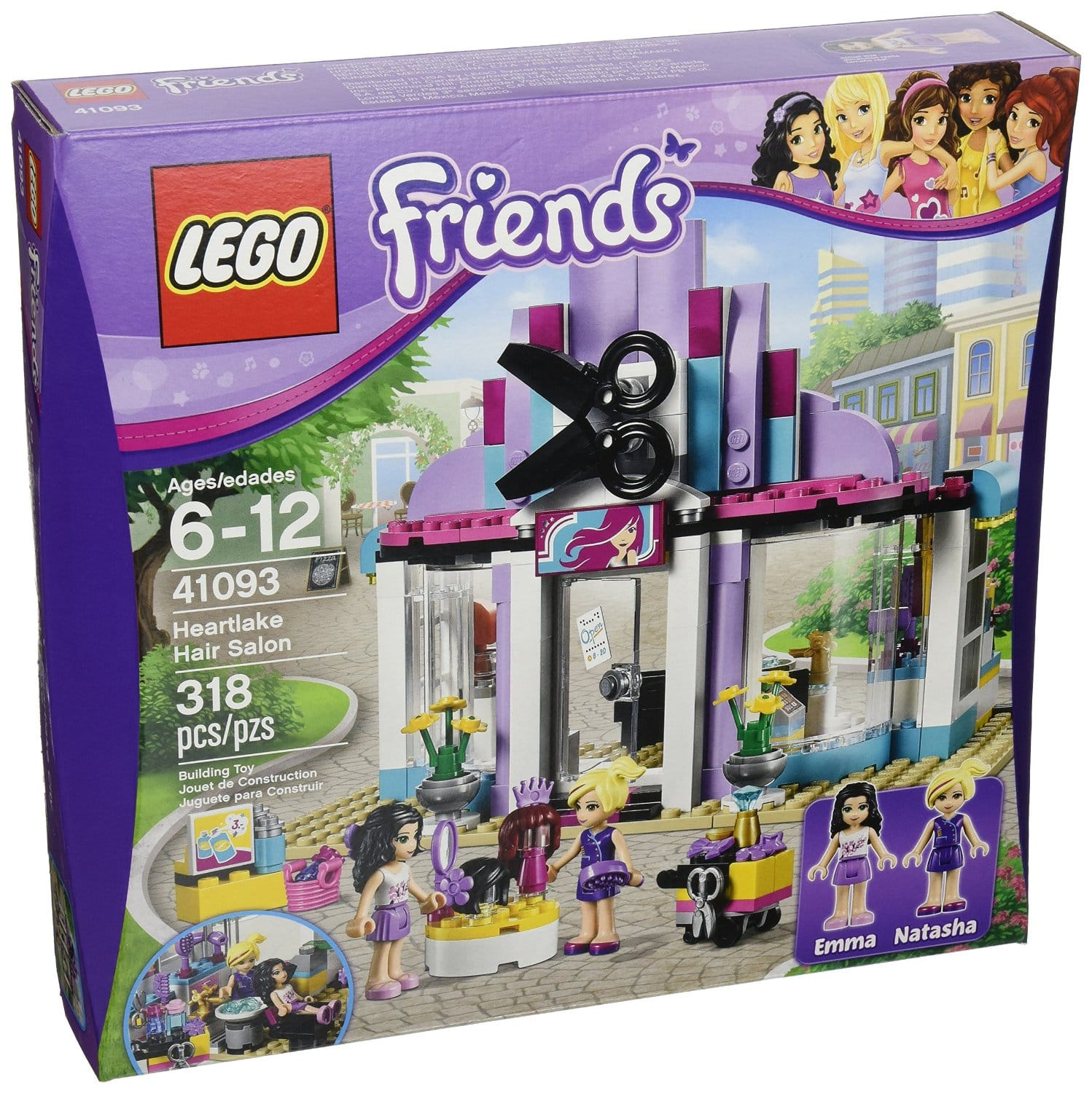LEGO Friends Heartlake Hair Salon $17.59 at Amazon or Target *Back for a little less*
