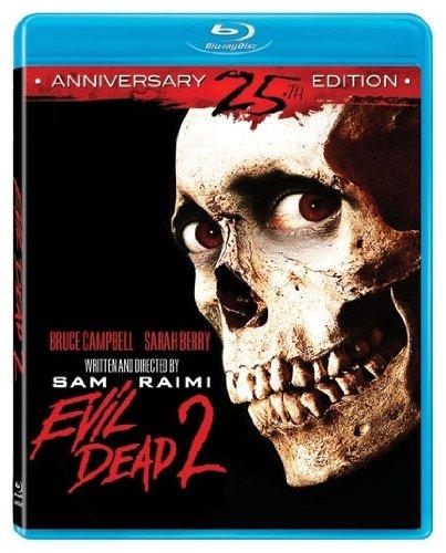 Evil Dead 2: 25th Anniversary Edition (Blu-Ray)  $4 + Free In-Store Pickup