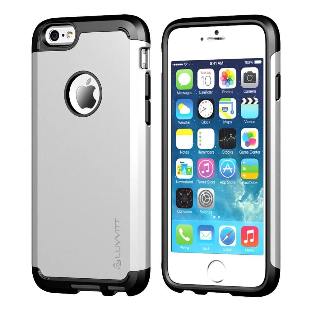 Luvvitt Phone Cases for iPhone 6/6S/6 Plus (various design)  From $3 & More