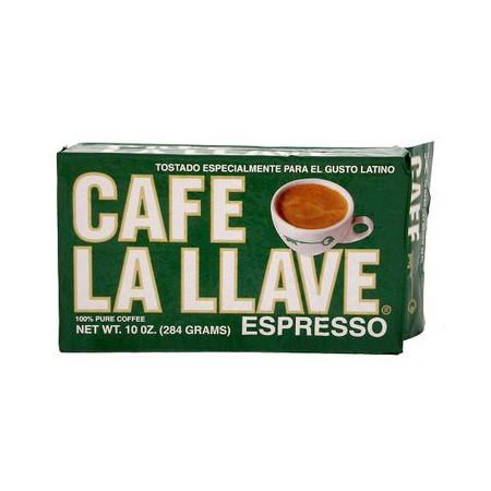 10oz. Cafe La Llave Espresso Brick  $2