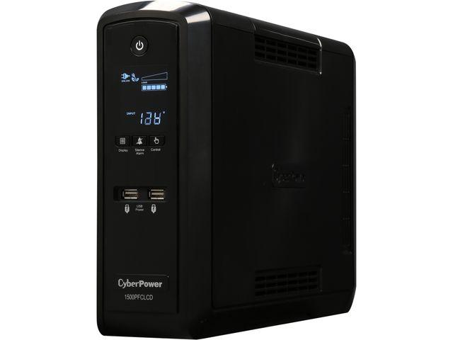 CyberPower Pure 1500VA 900W Sinewave UPS  $137 + Free S/H