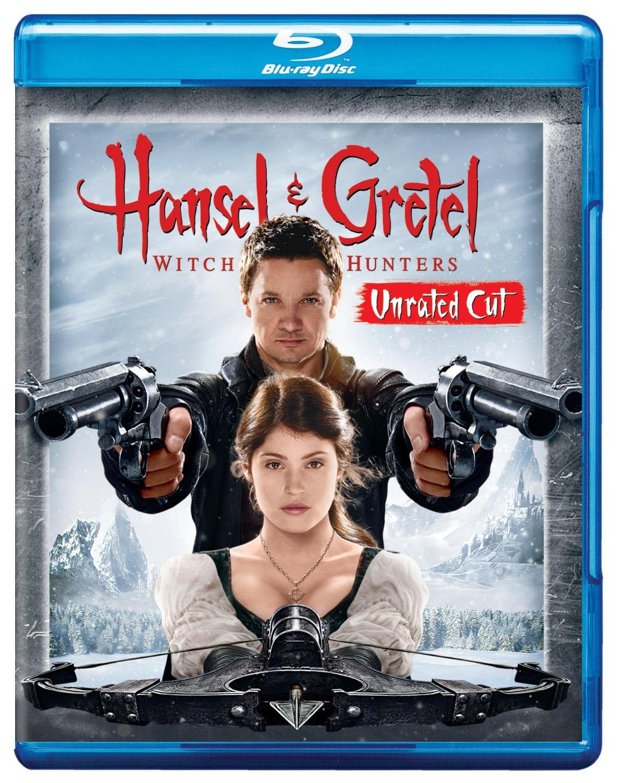 Hansel & Gretel: Witch Hunters (2013) (BD) [Blu-ray] ~ $4.50 @ Amazon