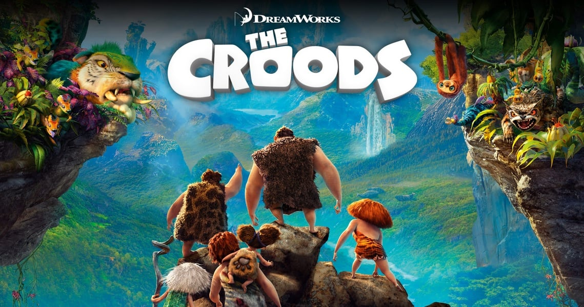 *EXPIRED* The Croods (2013) ~ FREE to own in HD @ Amazon Video
