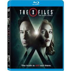 X-Files: The Event Series Pre-Order (2016 - Blu-ray) $12.99 @ Best Buy & Amazon
