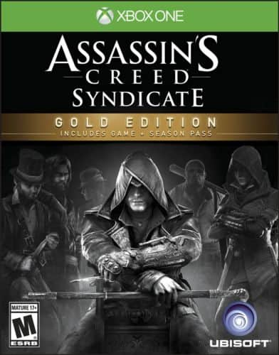 Assassin's Creed Syndicate: Gold Edition (Xbox One)  $30 + Free S/H