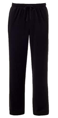 Kohl's Cardholders: Men's Croft & Barrow Microfleece Lounge Pants  $3.35 + Free S/H