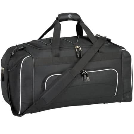 "24"" Protege Duffel Bag w/ Shoe Pocket (Black or Red)  $10 + Free In-Store Pickup"