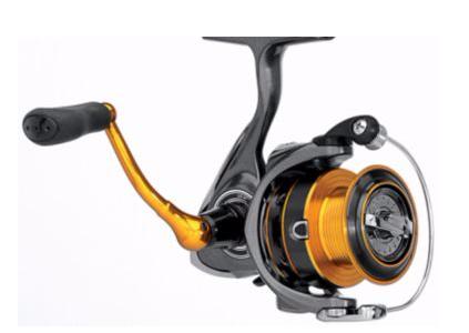 Daiwa Legalis Spinning Fishing Reel (various capacity)  $30 + Free In-Store Pickup