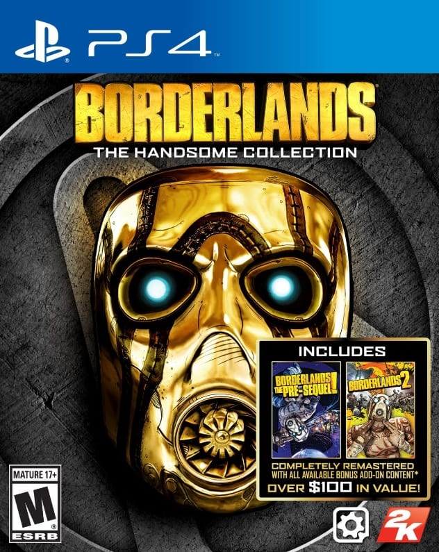 Borderlands: The Handsome Collection (PS4 or Xbox One) $19.99 ($15.99 w/ GCU) + Free Store Pickup