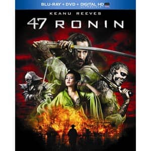 Blu-rays: 47 Ronin, Star Trek, Jet Li's Fearless / Unleashed 2-Pk & Much More - $4.79 each + Shipping @ Fry's
