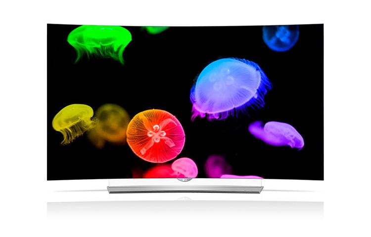 """65"""" LG 65EG9600 4K UHD Smart Curved 3D OLED HDTV  $2500 + Free S/H"""