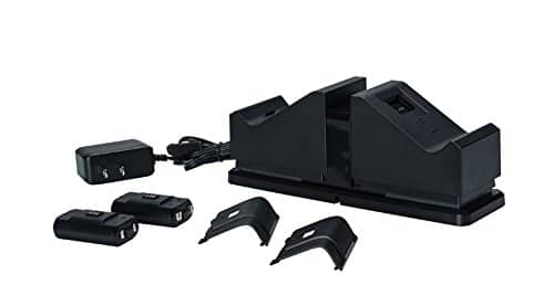 BD&A Power A Dual Charger w/ IR Extender for Xbox One  $13.40
