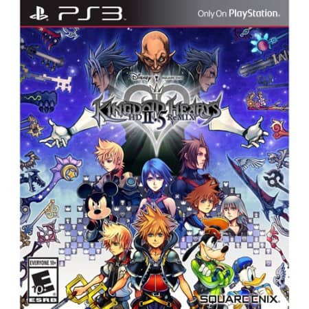 Kingdom Hearts HD 2.5 ReMIX (PS3) $14.88 + Free In-Store Pickup