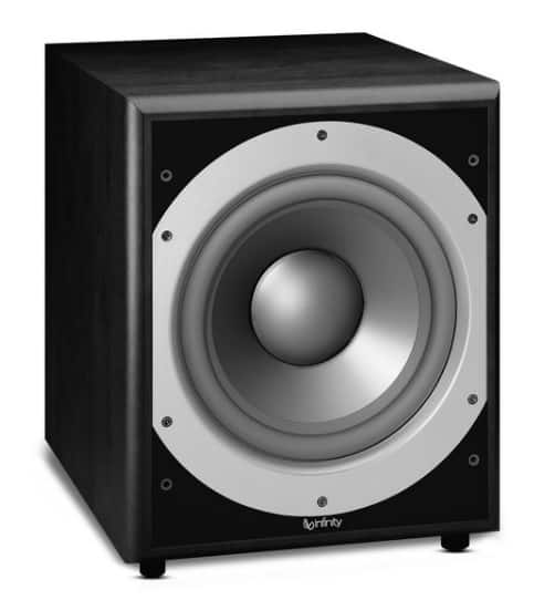 """Infinity Primus PS410 (Recertified) 10"""" Subwoofer $130 AC + Free Shipping!"""