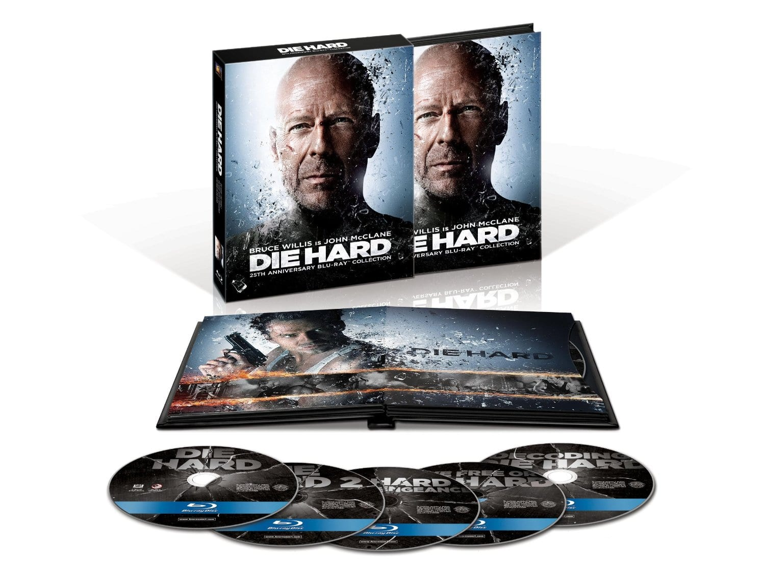 Die Hard: 25th Anniversary Collection (Blu-Ray) $19.50 + Free Shipping via Fox Connect