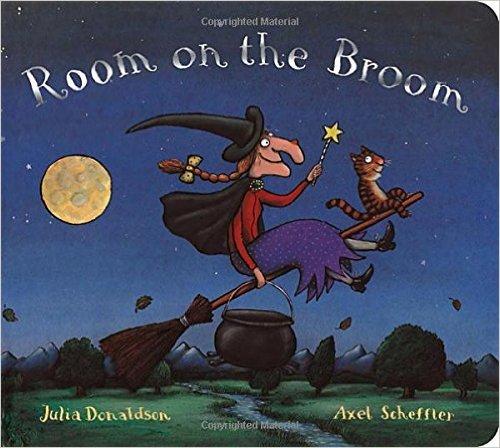 Room on the Broom Board Book  $4.80