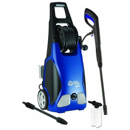 AR Blue Clean AR383 1900 PSI Electric Pressure Washer w/ Hose Reel + $5.50 in Rakuten Super Points $109.99 + Free Shipping