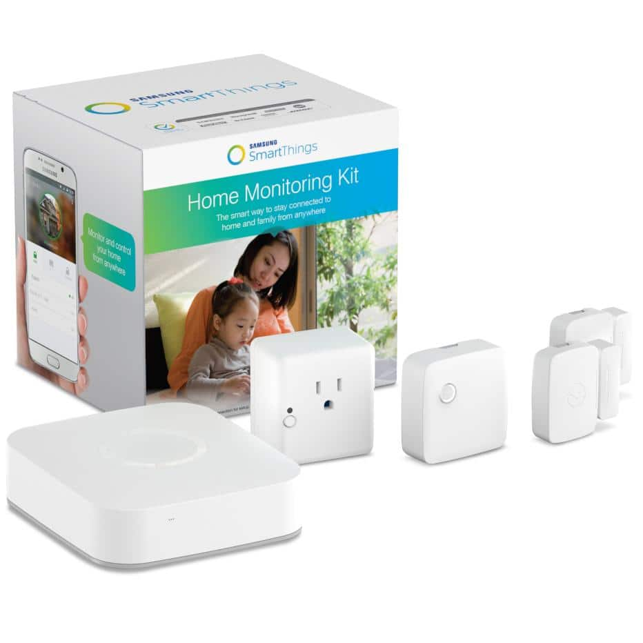 Samsung SmartThings Home Monitoring Kit  $174 + Free S/H