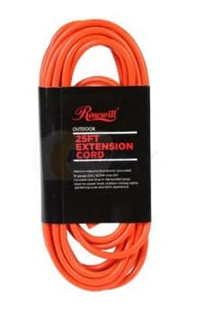 FAR Items: 25' Rosewill Power Extension Cord, 120mm Teflon Fan  Free after Rebate + Free S/H