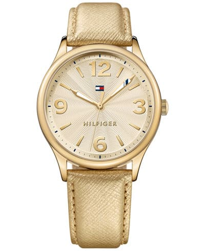 Women's Tommy Hilfiger Watches (various style)  From $24 + Free In-Store Pickup