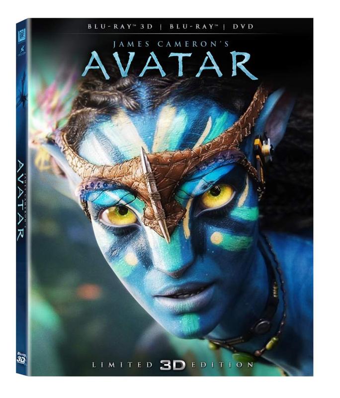 Avatar 3D blu ray $12 @ Frys