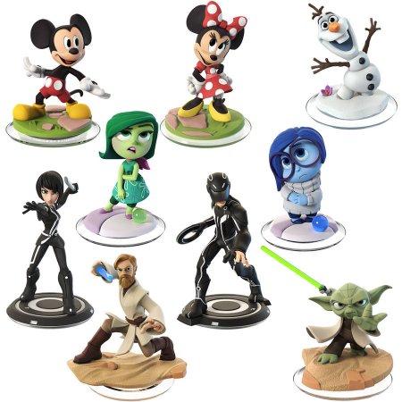 Disney Infinity 3.0: 9 Figure Value Bundle - $40.50 w/FS @ Walmart.com