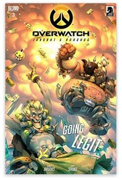 Blizzard's Overwatch #1-6 eBook Comic/Novel  Free
