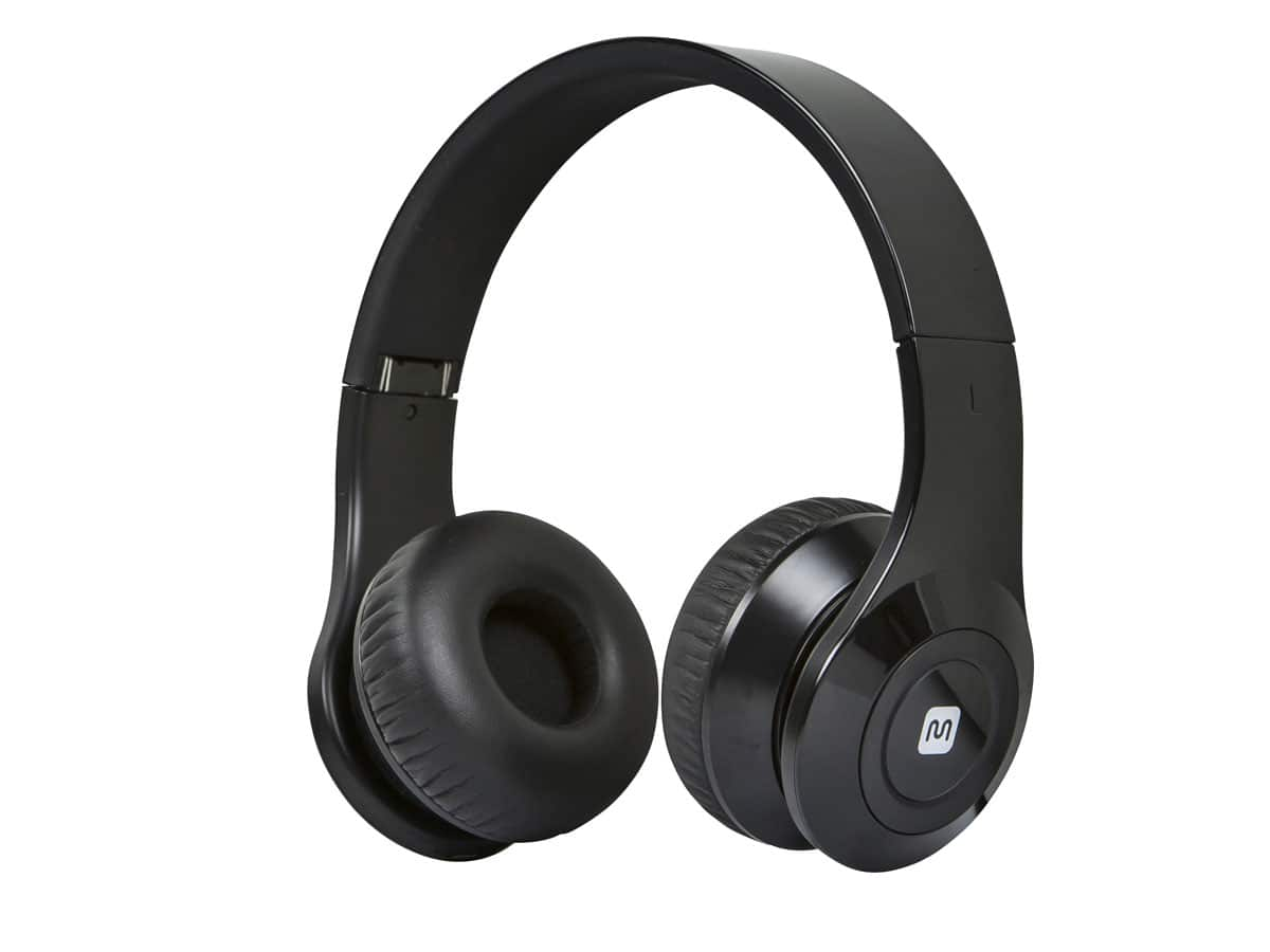 Monoprice Bluetooth On the Ear Headphones w/ Built-In Microphone (various colors) $19.99 + Free Shipping