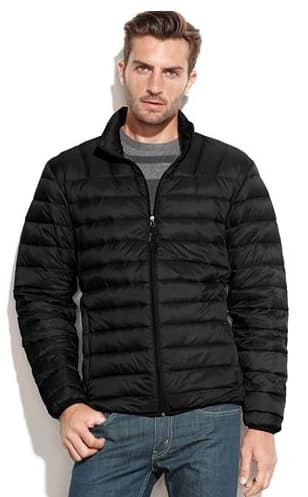 Macy's Extra 60% Off Selected Men's Packable Down Jacket  MICHAEL Michael Kors $42Hawke & Co. Outfitter $24