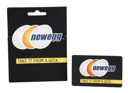 $25.00 Newegg Gift Card + $5.00 Newegg Promotional Gift Card  for $26.99 Shipped @ Newegg.com