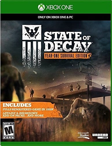 State of Decay: Year One Survival Edition (Xbox One)  $10 & More + Free S&H