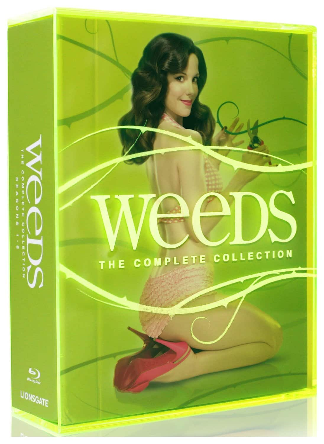 Weeds: The Complete Collection (Blu-ray/UV Digital Copy) $29.96 via Amazon