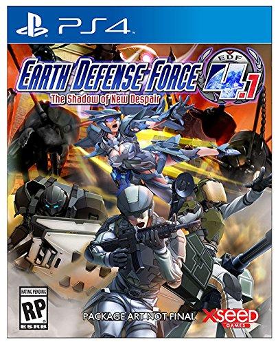Earth Defense Force 4.1: The Shadow of New Despair (PS4) $19.99 via Amazon