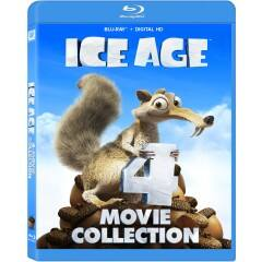 Ice Age Movie Collection (Blu-ray + Digital HD) $18 Shipped